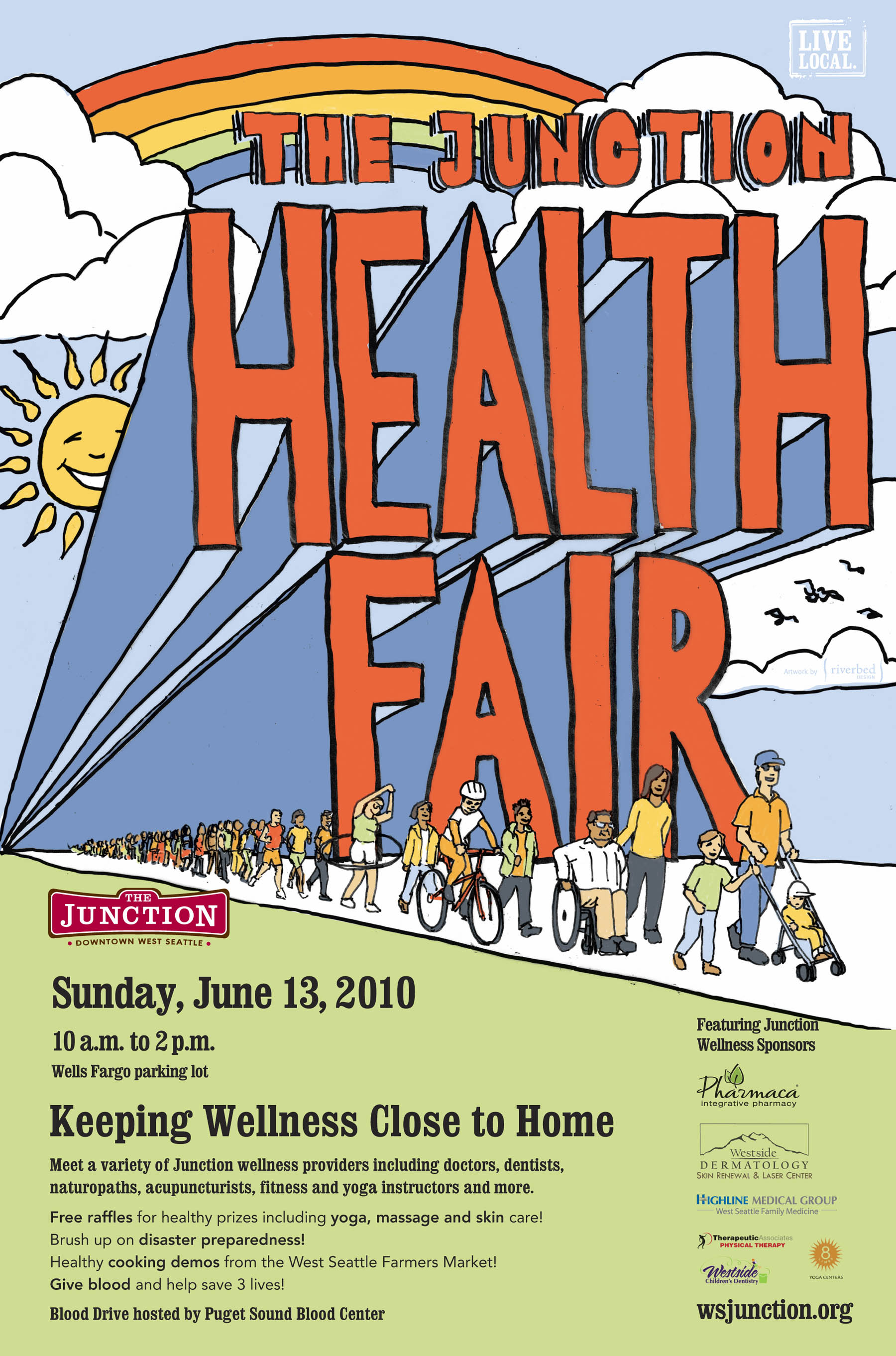 Junction Health And Wellness Fair