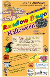 WS Rainbow Bingo HALLOWEEN (Oct 2013)