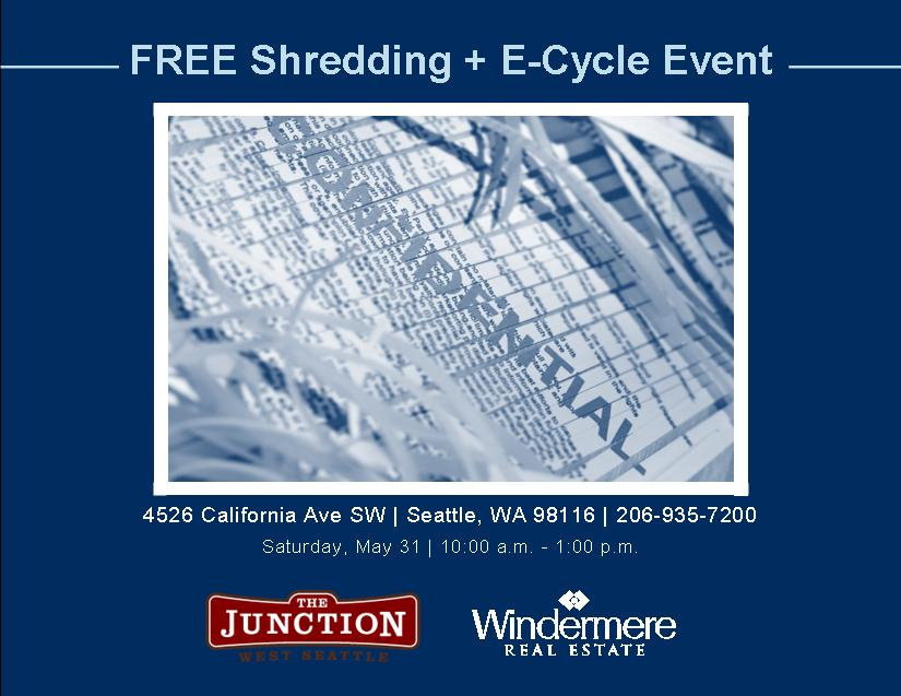 Shredding Event Small Postcard 2014