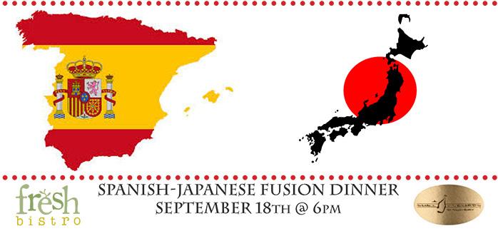 Spanish-Japanese-Dinner