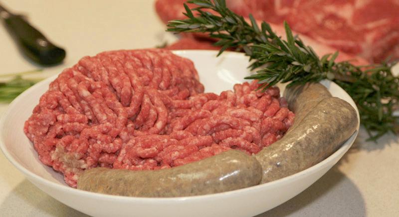 terra cole sausage