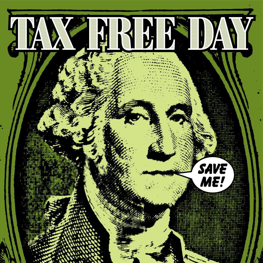 TaxFreeDay2015_Poster_cmyk