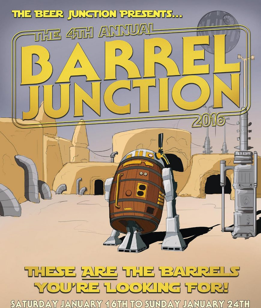 Barrel Junction 2016
