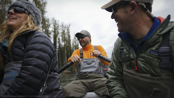 Fly Fishing Film Tour Chrome