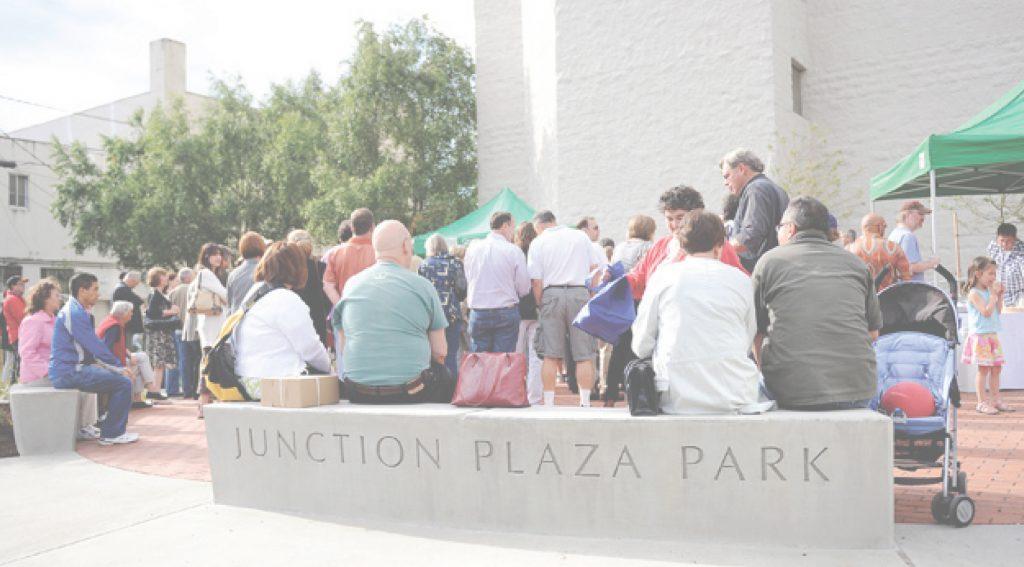 Junction Plaza Park Public Art