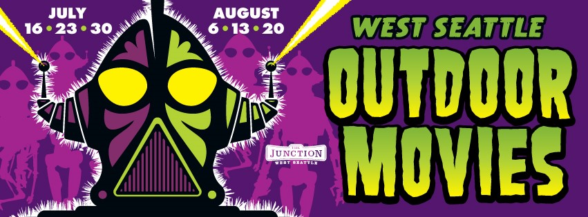 2016 West Seattle Outdoor Movies