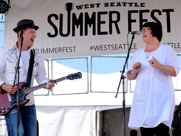 West Seattle Summer Fest 2017