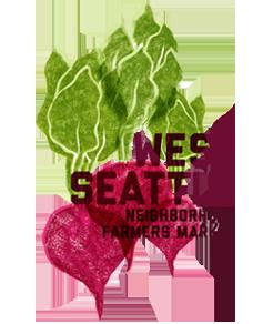 Farmers Market Logo - West Seattle Junction Association