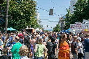 Summer Fest West Seattle Junction